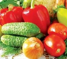 Собирать урожай овощей