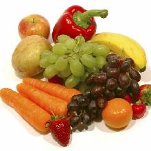 Как правильно употреблять фрукты и овощи