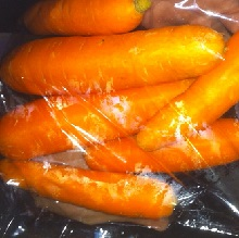 Хранение овощей в полиэтилене