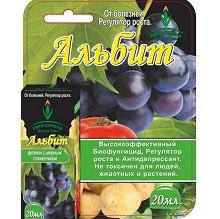 Альбит для растений