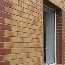 Фасадные панели под кирпич для облицовки стен