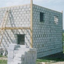 Плюсы и минусы домов из пеноблоков