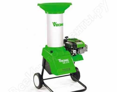 Бензиновый измельчитель Викинг для веток и травы-GB 370.2