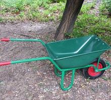 садовая ручная тележка